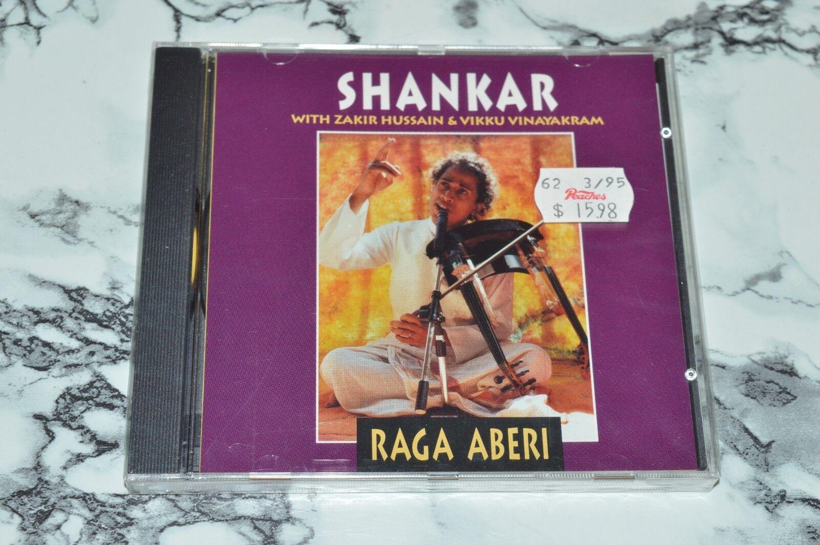 Raga Aberi by Shankar (CD, Mar-1995, Music Of The World)
