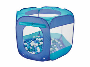 Junior-Pop-Up-Ball-Pit-with-250-Balls-Playtive-Blue