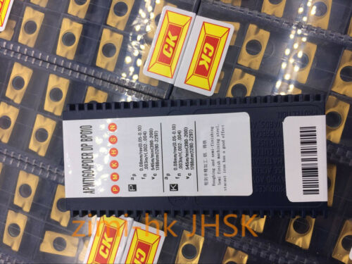 duracarb KORLOY 70/%-80/% 10pcs Superior quality CK   APMT1604PDER DP Mitsubishi
