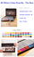Watercolor Pencils 24 36 48 72 Professional Colored Water soluble Pen Steel Box