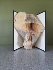 CUT AND FOLD Birdcage Book folding pattern #472