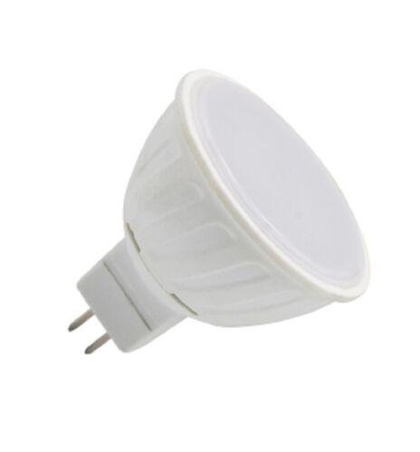 DEL mr16 gu5.3 Projecteur Lampe 5 W 120 ° 470 lm blanc chaud 3000k 12v/dc