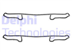 Delphi-Front-Brake-Pad-Fitting-Kit-For-Vauxhall-Astra-1984-2001-LX0108-NEW