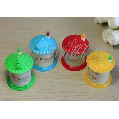 House Style Castle Automatic Toothpick Holder Dispenser Practical Hot Sales O