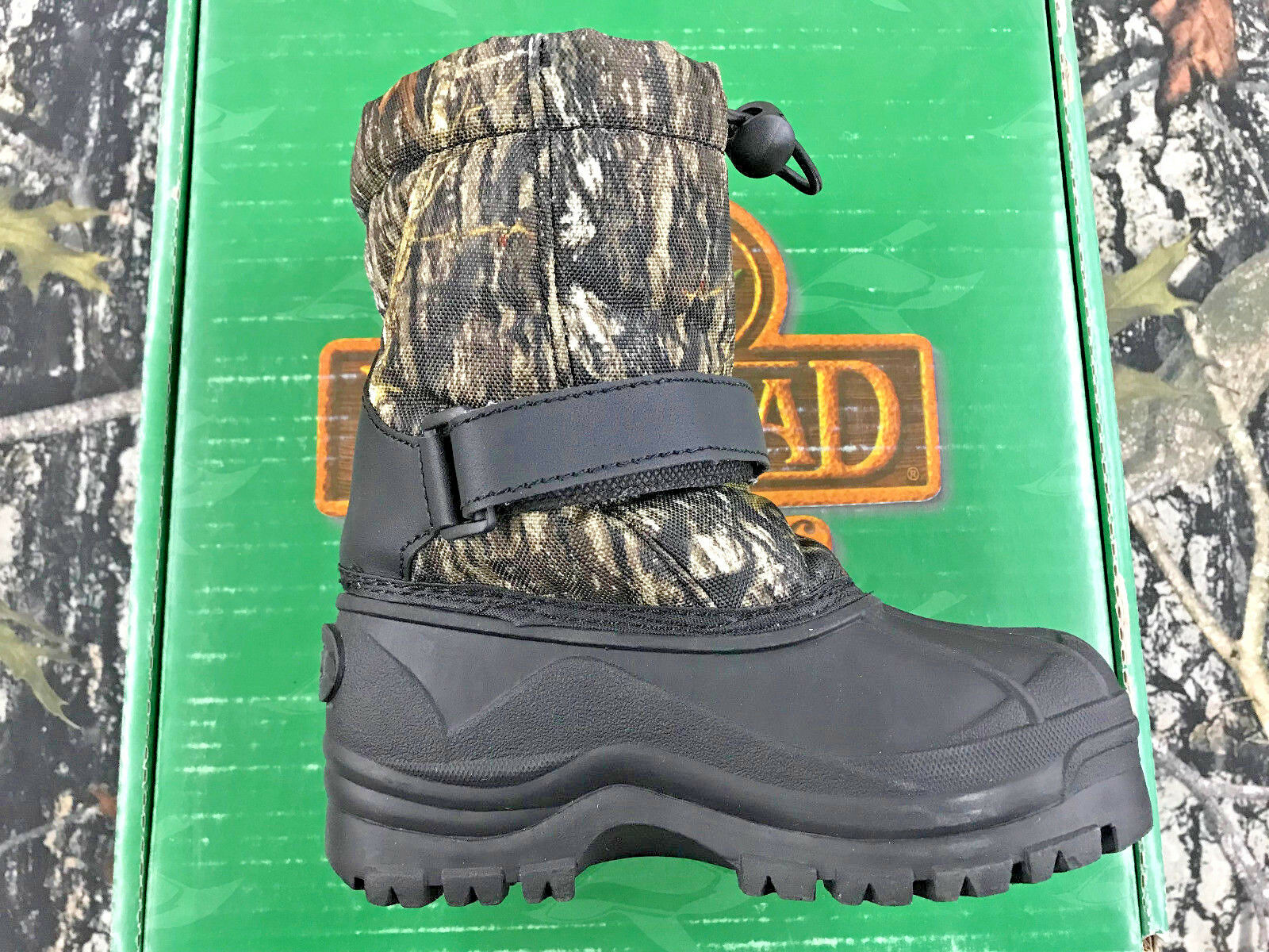RED HEAD  SNOWBOARD BOOTS - KID'S - SIZE 9 -  100% free shipping