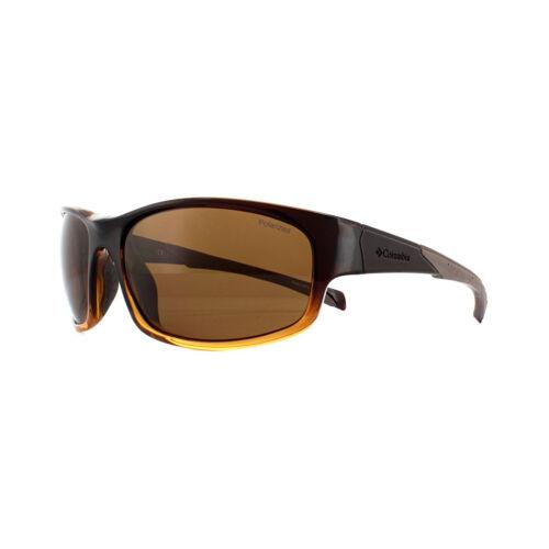 Columbia Sunglasses Antora Peak C02 Bark Maple Brown Polarized