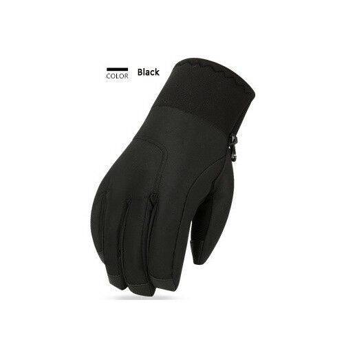 CYCLING BIKE SKI MOTORCYCLE WINDSTOPPER TOUCH SCREEN COLD WEATHER WINTER GLOVES