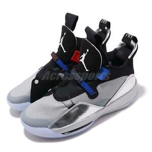 6fd351d3292 Nike Air Jordan 33 XIII Black Silver NBA All Star Game Charlotte ...