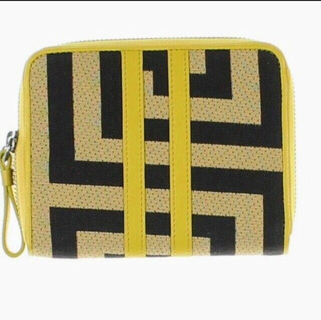 NWT Authentic Bohdi Jacquard Zip Around Wallet/Phone Wallet