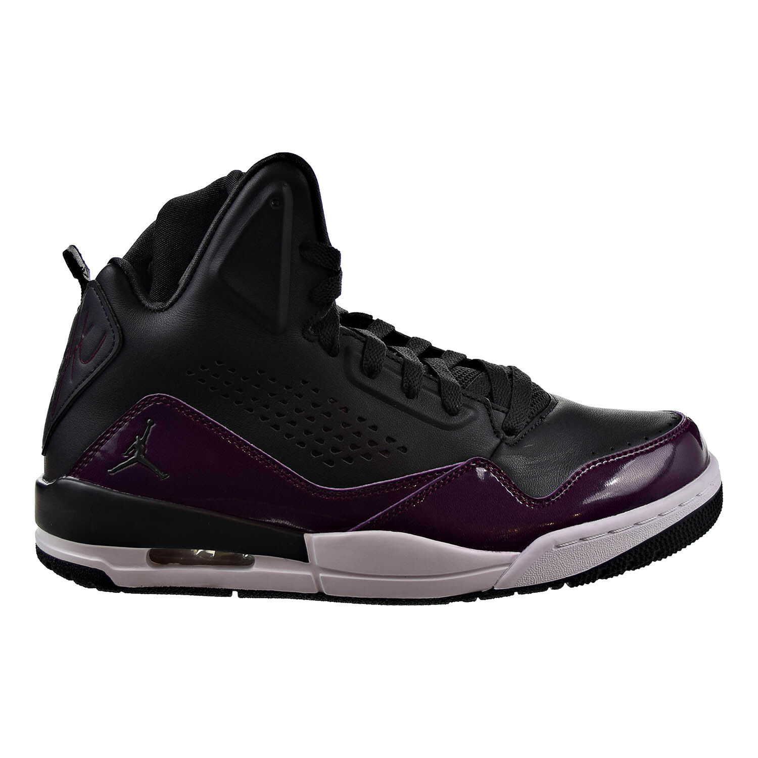Jordan SC-3 Men's Basketball Shoes Anthracite/Anthracite-Bordeaux 629877-022 Brand discount
