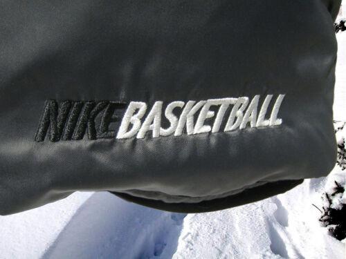 Neuf nike Hommes Frais Basketball Manteau Vestes Parkas Acier Gris M