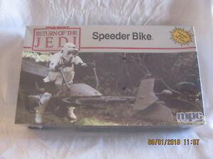 MPC-ERTL-Star-Wars-Speeder-Bike-NEW-Sealed