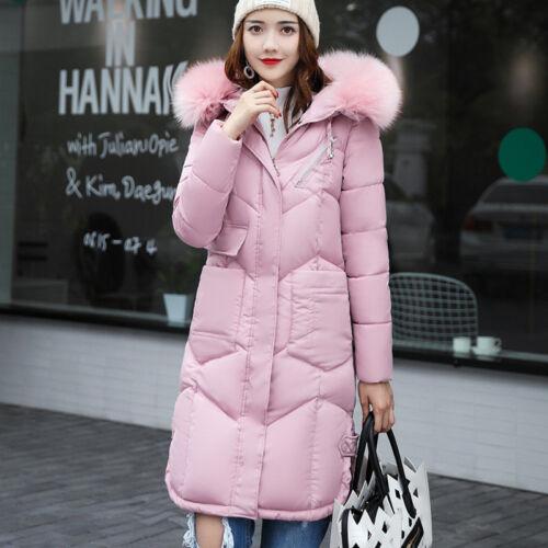 en pour Manteau chics d'hiver duvet Bc405 Vestes de Parka fourrure en duvet femmes fausse w4a4Rqx0n