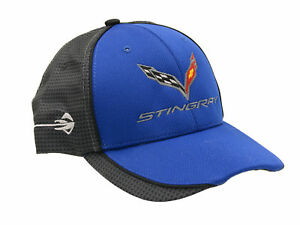 Corvette C7 All American Stingray Hat Blue