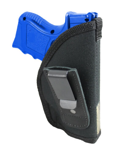 New Barsony Tuckable IWB Holster for Compact Sub-Compact 9mm 40 45 Pistols