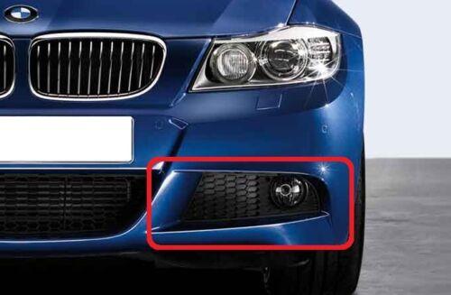 BMW 3 E90 E91 08-11 LCI M SPORT GENUINE FRONT BUMPER LOWER GRILL LEFT 7891395