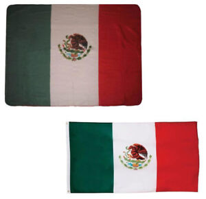 Realistisch Großverkauf Kombination Mexiko Mexikanisch Country 127cmx152cm Vlies & 0.9mx5' Herren-accessoires Kleidung & Accessoires