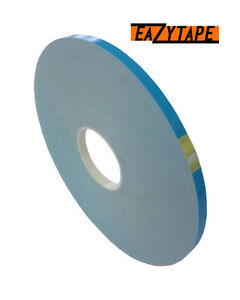 EazyTape-Double-Sided-White-Foam-Tape-with-Heat-resistance-12mm-wide
