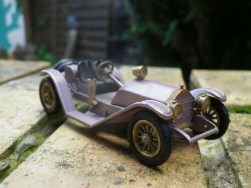 without box Details about  /Lesney matchbox yesteryear no 7 mercer raceabout 1913 as new show original title