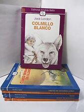 COLMILLO BLANCO Spanish Literature Libros en Espanol