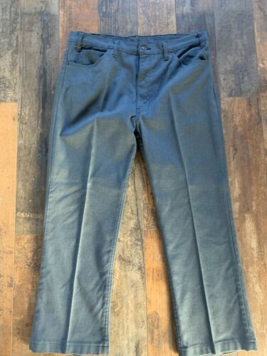 Vintage Men's Levi's Sta-Prest 1960's Pants, Blue/