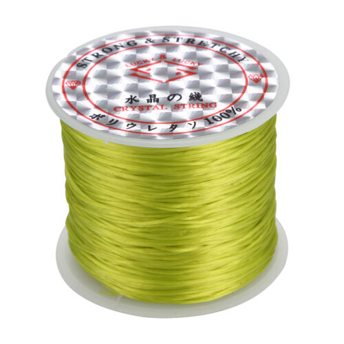 Elastic Strong Stretchy Beading Thread Cord Bracelet String For Making Jewelry