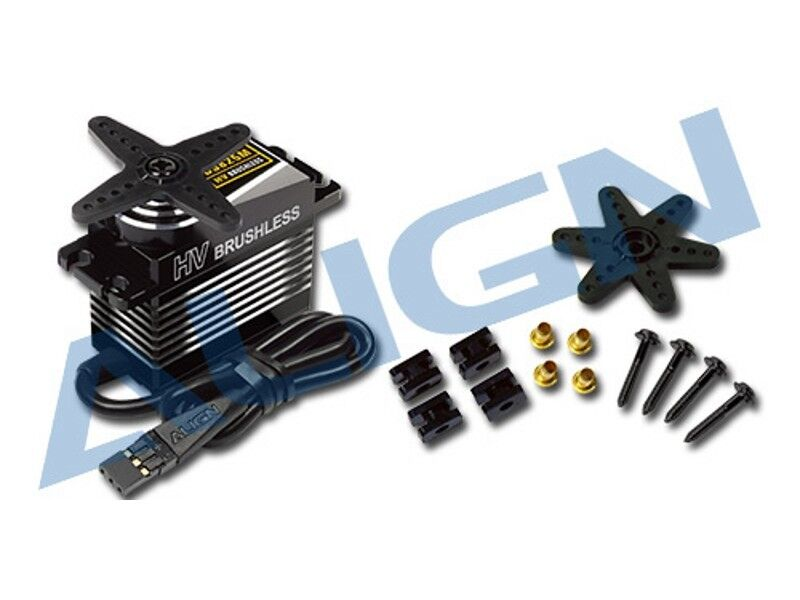 Align DS825M High Voltage Brushless Servo