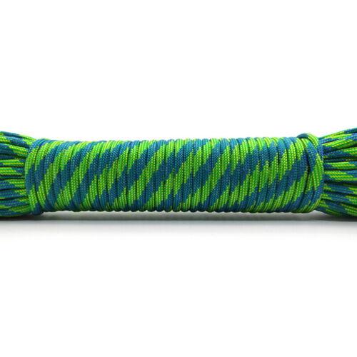 Paracord Inner Strands Rope Survival Hiking Camping Bushcraft Bracelet 4mm