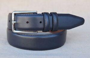 lejon belt s leather dress belt 1 3 8 quot wide made in
