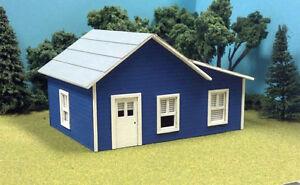 N-Scale-Laser-Cut-Custom-Coal-Company-House-Building-Kit
