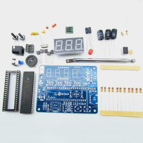 AM FM Radio Experimentelles Board DIY KIT Bildung Elektronisches Projekt Ho C7S8