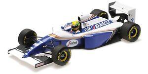 WILLIAMS-RENAULT-FW16-F1-AYRTON-SENNA-SAN-MARINO-GP-IMOLA-1994-1-18-NEW-OVP