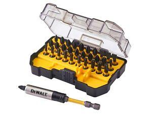 Dewalt DT70587T FLEXTORQ™ Impact Screwdriver Bit Set 32 Piece + Holder