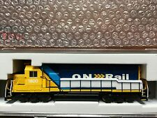 ATLAS 1/160 N SCALE ONTARIO NORTHLAND EMD GP40-2 DCC RD # 1800 # 40002297 F/S