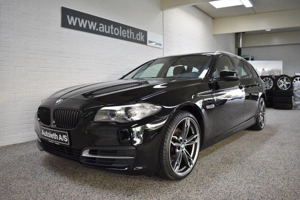BMW 520d 2,0 Touring aut. 5d - 334.900 kr.