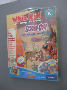 Whizware-Scooby-Doo-Lost-Island-Adventure-for-Vtech-Whiz-Kid-Learning-System