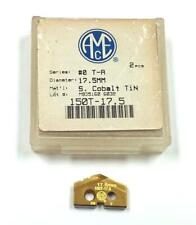 175mm Series 0 T A Drill Insert 150t 175 Pack Of 2