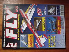$$3 Revue Fly International N°23 PLan encarte Polaris  Extrem ZN Line  Atlantic