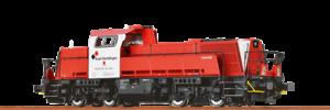 BRAWA 42773 AC DIGITAL sonido diesel loco Gravita 10BB Gerlafingen UVP429 de acero
