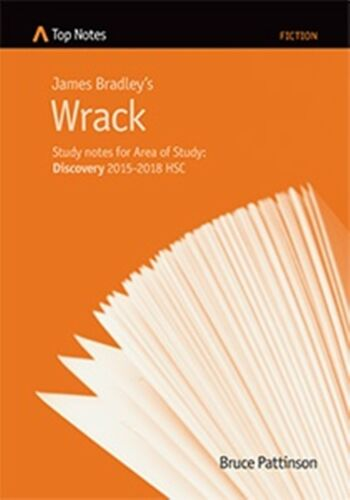 1 of 1 - HSC English Top Notes study Guide Wrack