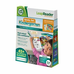 LeapFrog-LeapReader-Read-and-Write-Activity-Ages-4-Toy-Education-School-Kindy