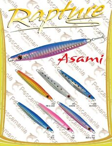 Artificiale-spinning-Trabucco-Rapture-Asami-Metal-Jig-7gr-5-0-cm-vertical-jig