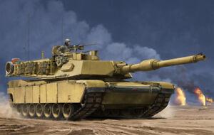 Trumpeter 1/16 M1a2 Abrams Aim U.s.   Mbt # 00927