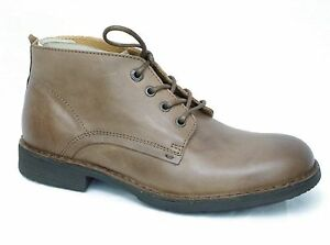 9 Chaussures Kickers Ebay 507990 Cuir Boots Marron Homme Bankam 05nqp58g