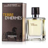 Hermes Terre D'Hermes EDT Spray 50ml Men's Perfume