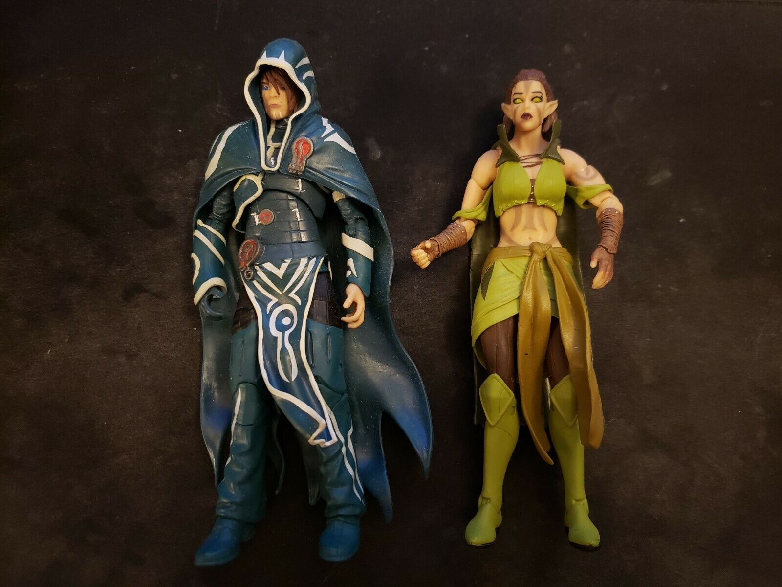 Magic The Gathering Legacy Collection Nissa Revane Jace Beleren