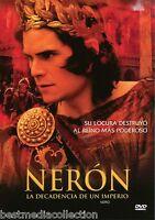 Sealed - Neron - Nero Dvd La Decadencia De Un Imperio Brand