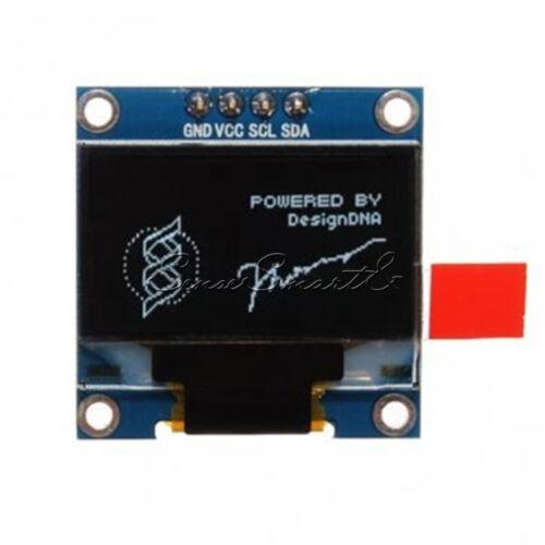 """0.96/"""" I2C IIC SPI OLED Serial 128X64 LCD LED Display Module White Blue Yellow"""