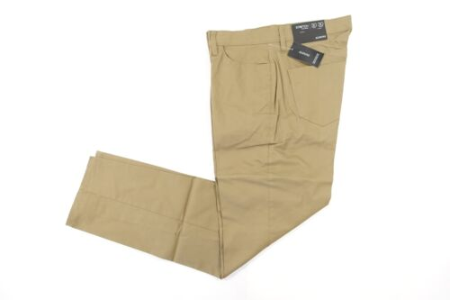 ALFANI KHAKI TAUPE 30X30 STRETCH FLAT CLOTH JEANS STYLE PANTS MENS NWT NEW supplier