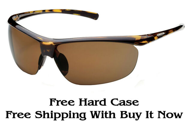 eca7bcb7d0f Suncloud Zephyr Tortoise Frame Polarized Brown Lens Sunglasses for ...